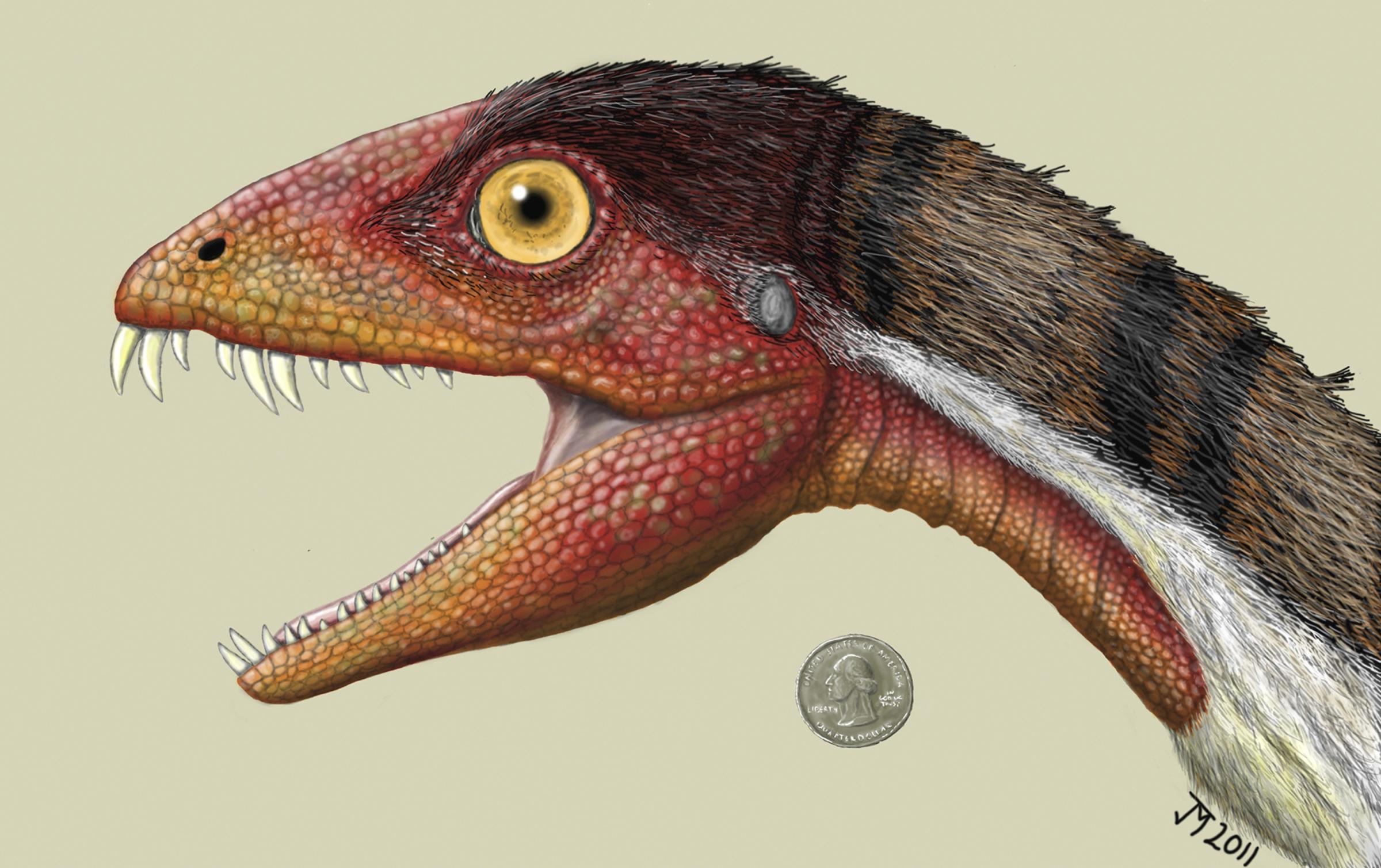 Pollosauro, l'ibrido che riporterà in vita i dinosauri