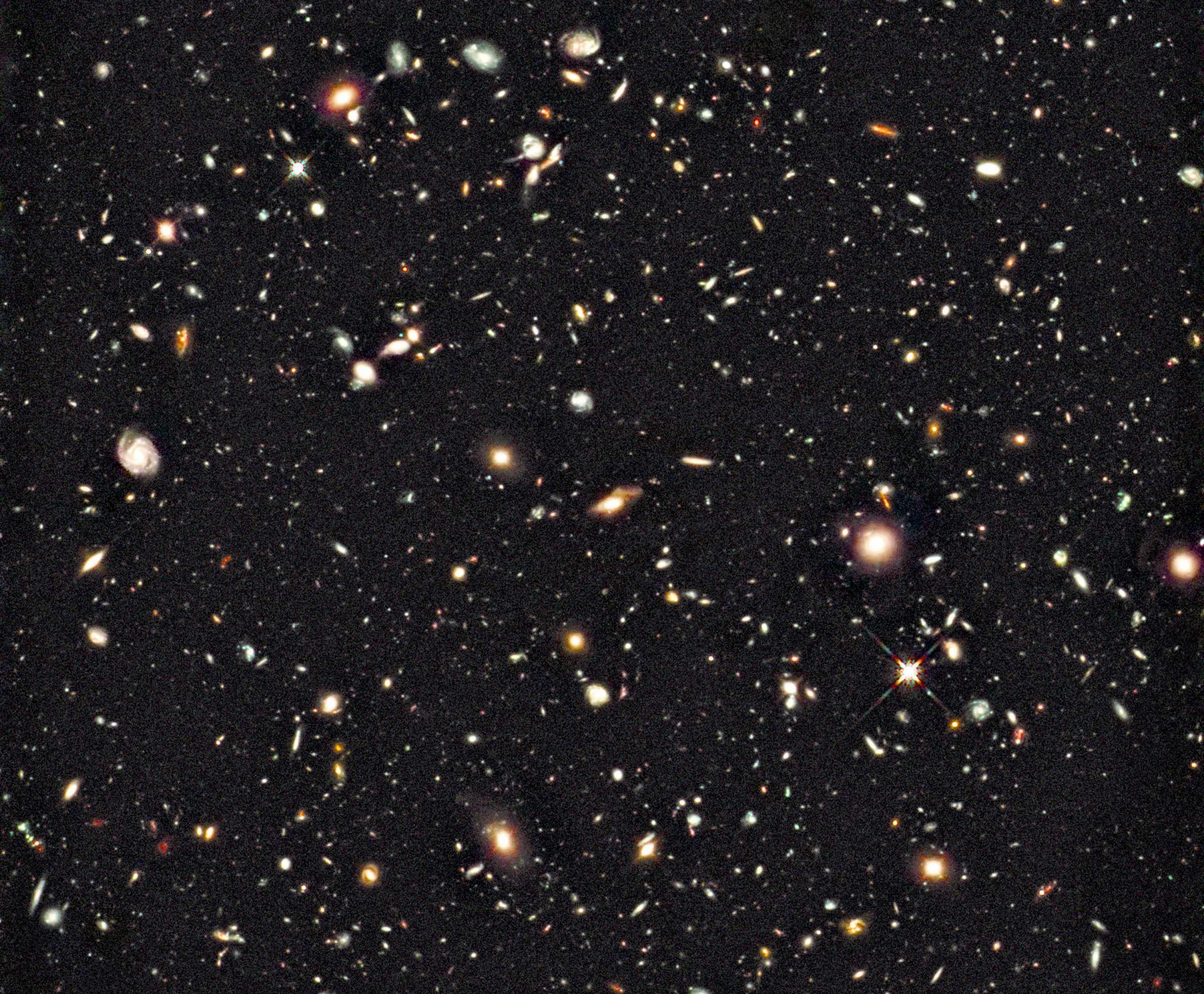 Oltre l'energia oscura, un campo elettromagnetico oscuro