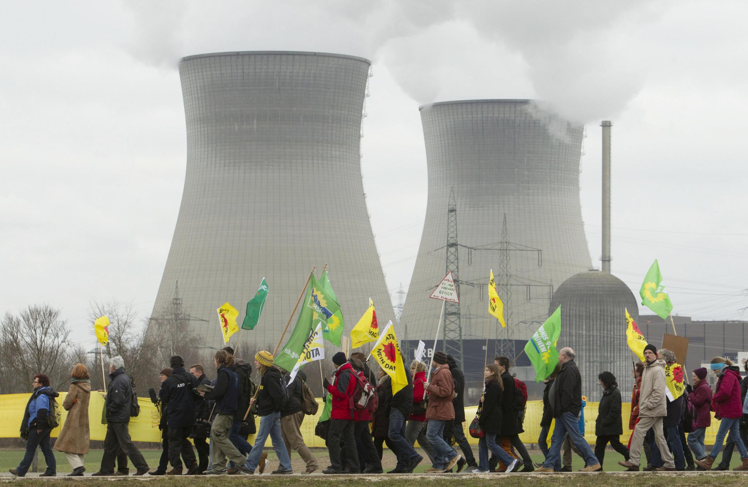 La Germania inizia a spegnere le centrali nucleari, ma la strada è ancora lunga