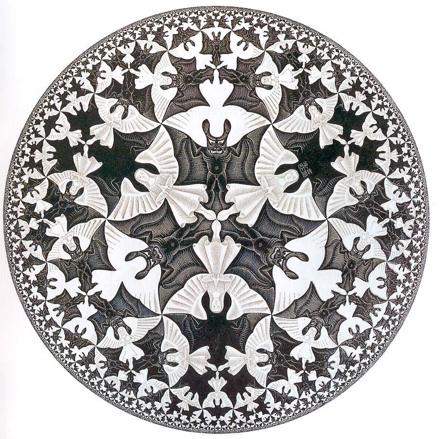 L'universo è come un quadro di Escher: parola di Stephen Hawking