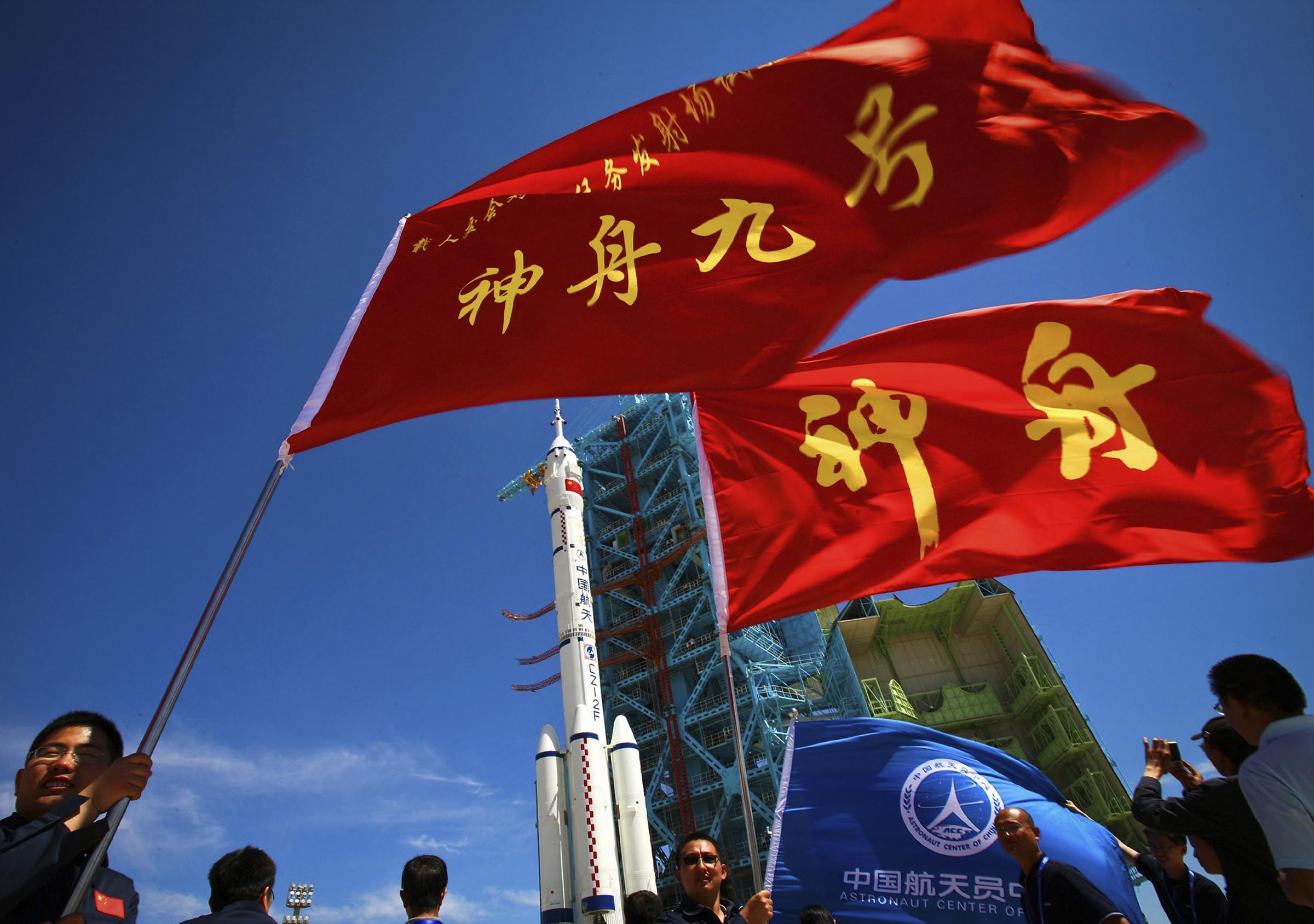 La Cina invia i suoi astronauti ad abitare l'orbita terrestre