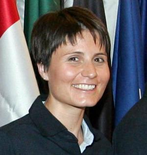 In orbita nel 2014 la prima donna italiana nello spazio
