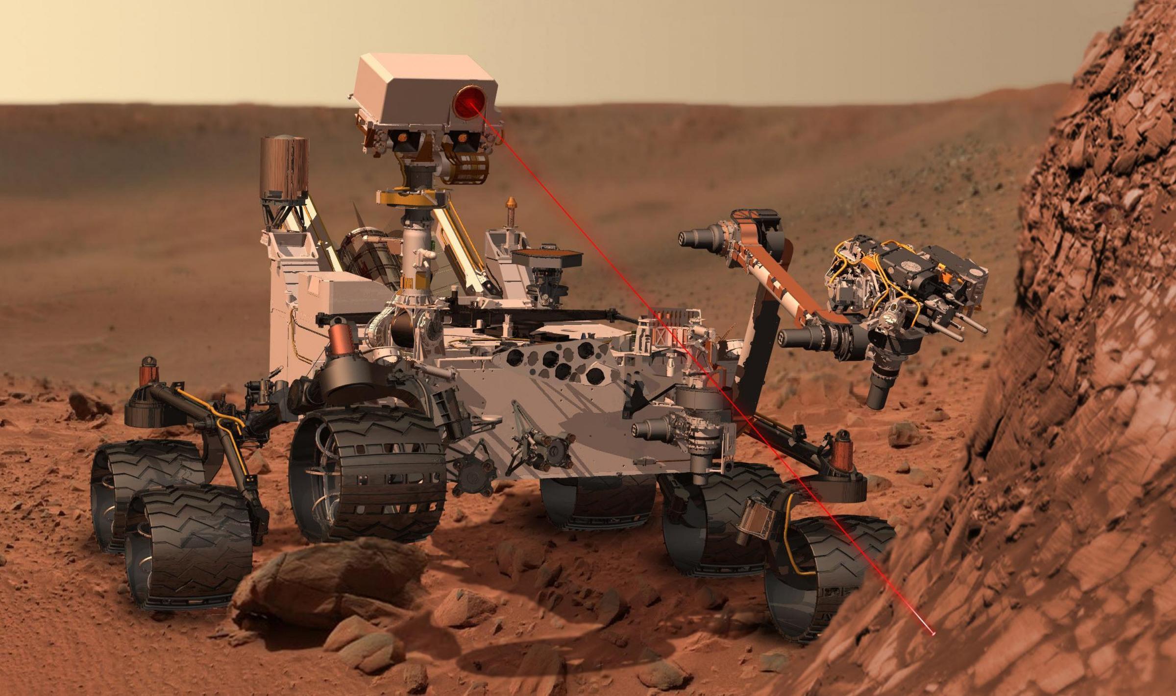 Da Pathfinder a Curiosity, com'è cambiata l'esplorazione di Marte