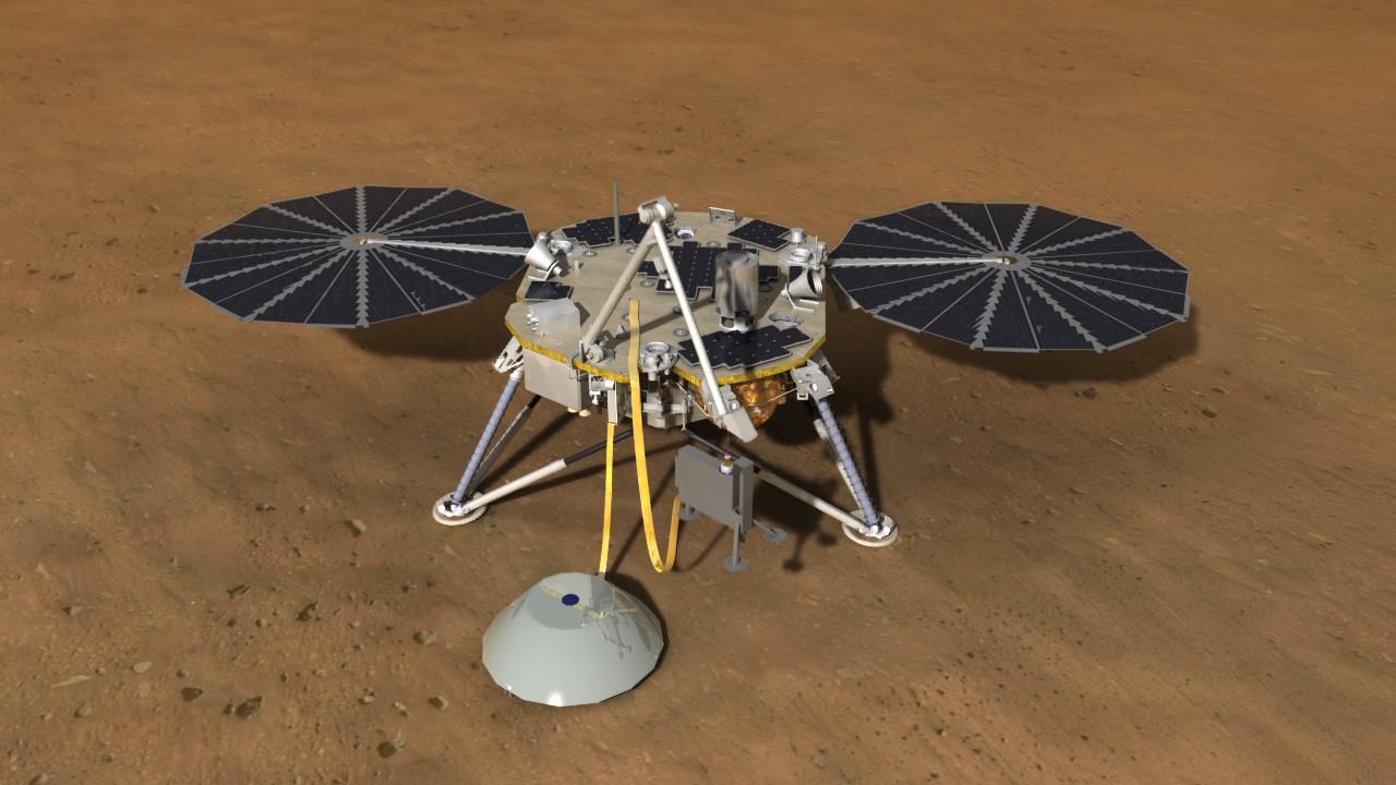 La NASA lavora già al dopo-Curiosity, nel 2016 nuovo lander su Marte
