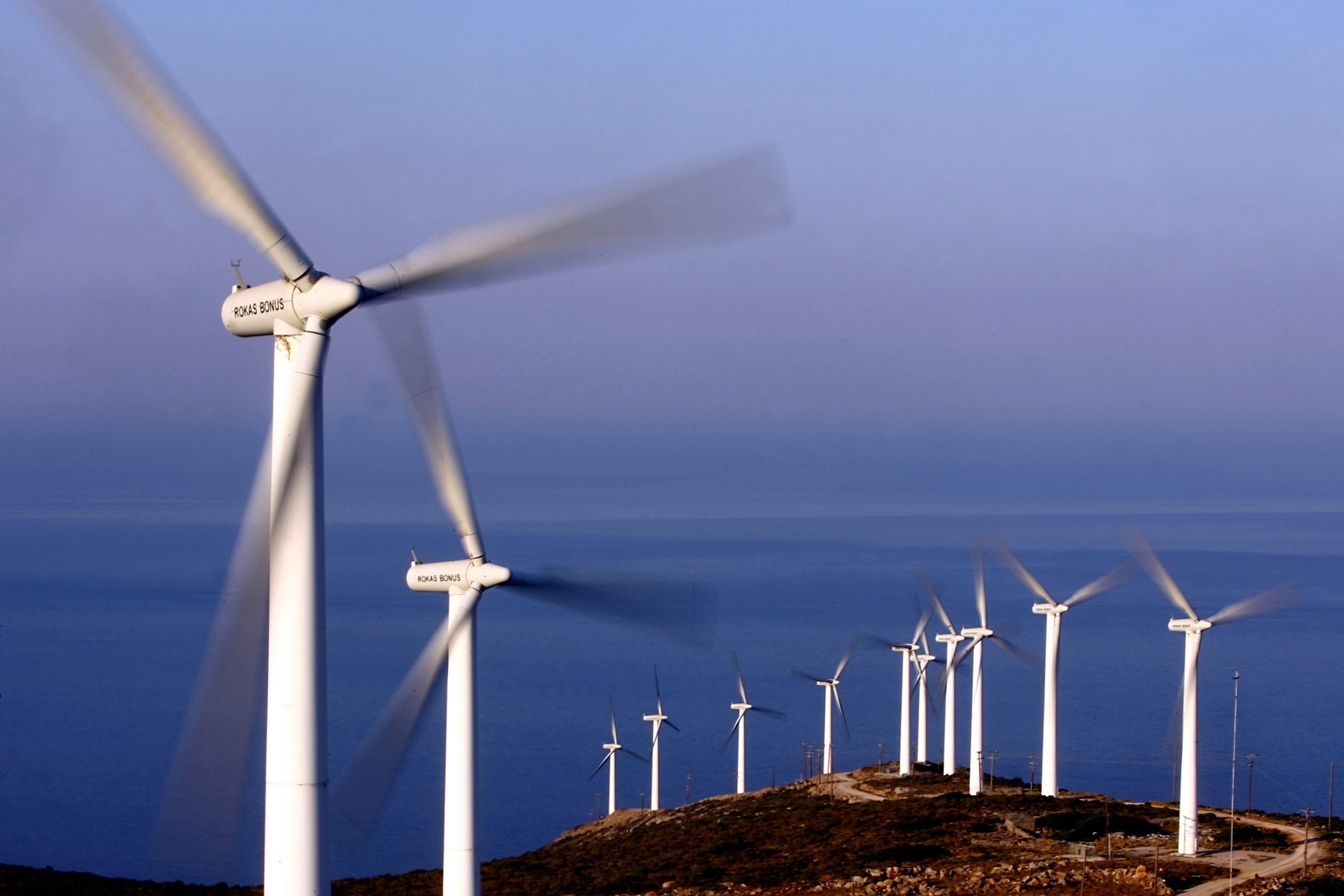 Nell'energia eolica la strada per il futuro