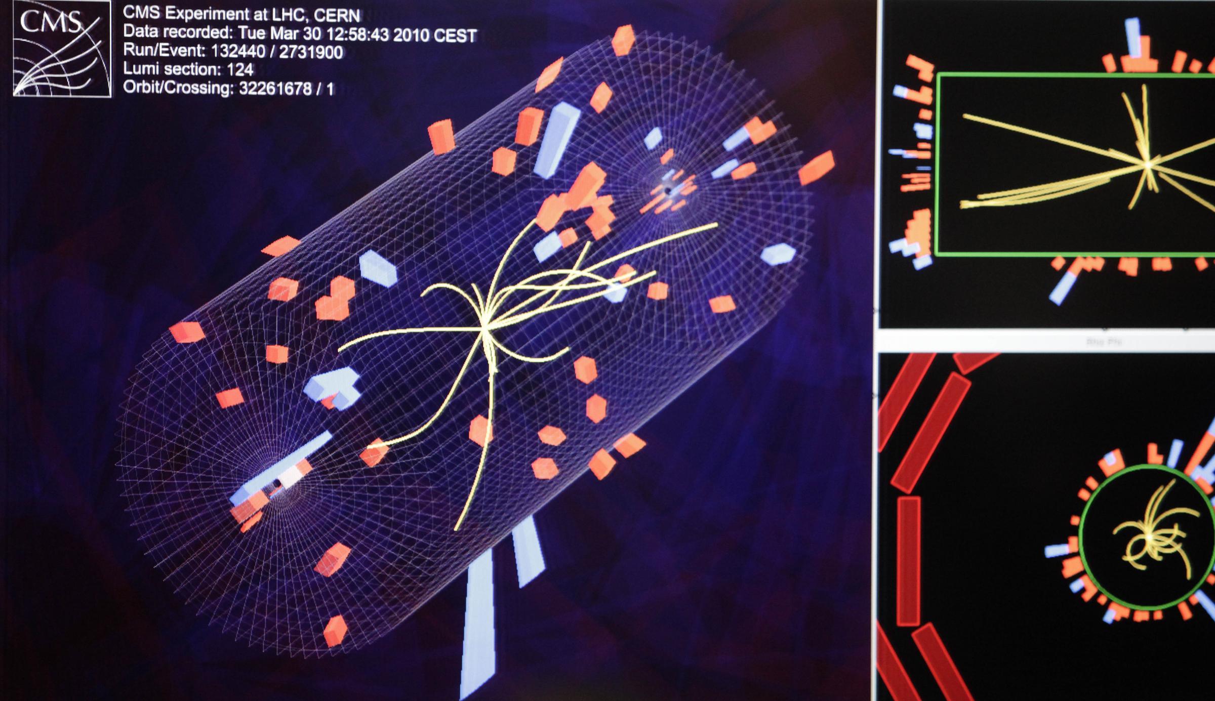 Al CERN vedono doppio: i bosoni di Higgs sono due?