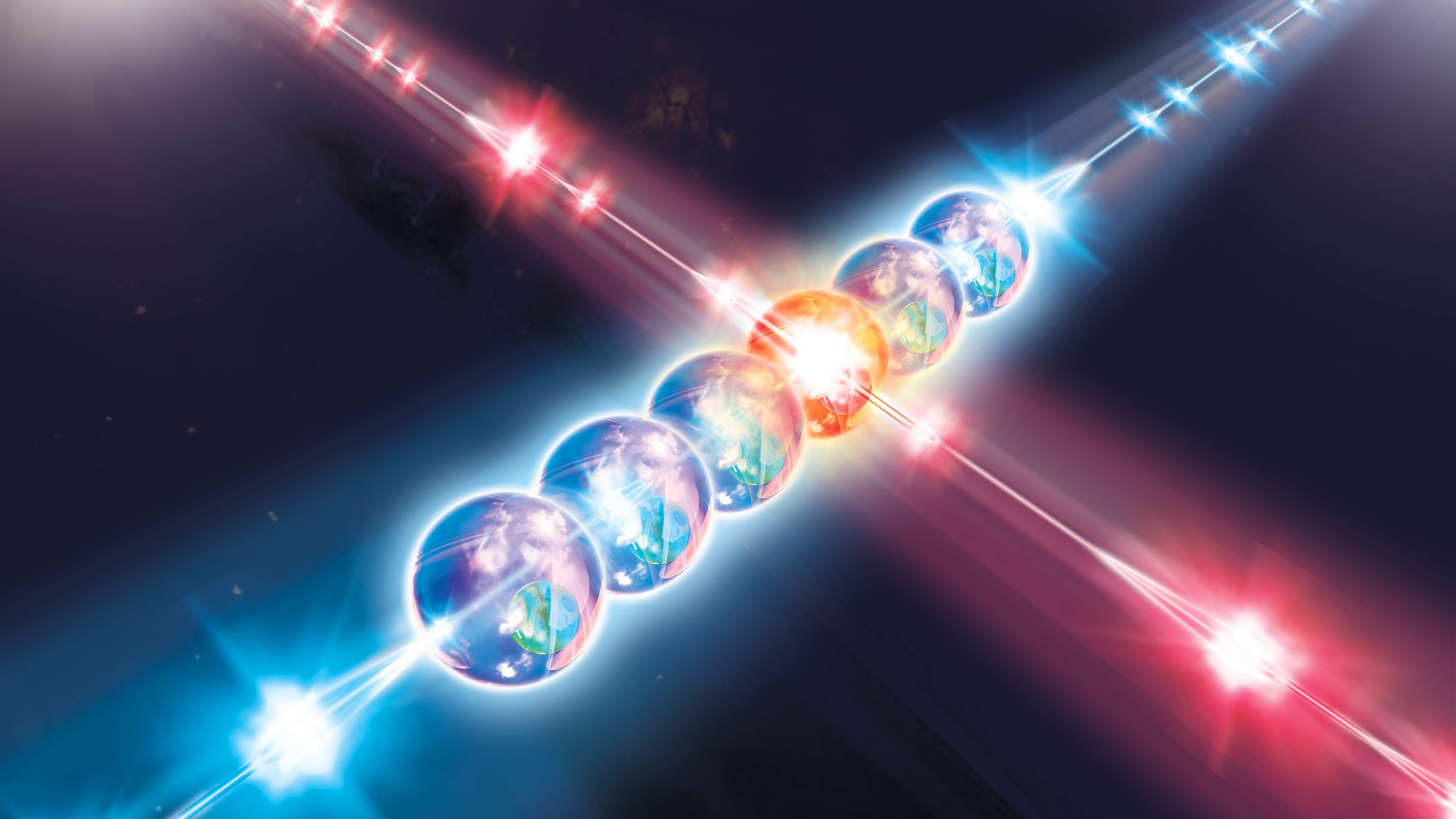 """Computer """"quasi"""" quantistico risolve il primo problema impossibile"""