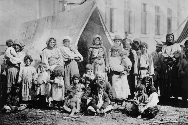 I Rom e le origini, storia genetica di un popolo antichissimo