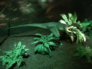 A Napoli arrivano i dinosauri