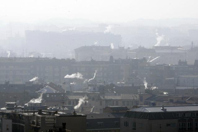 Legambiente: l'aria italiana è malata di smog
