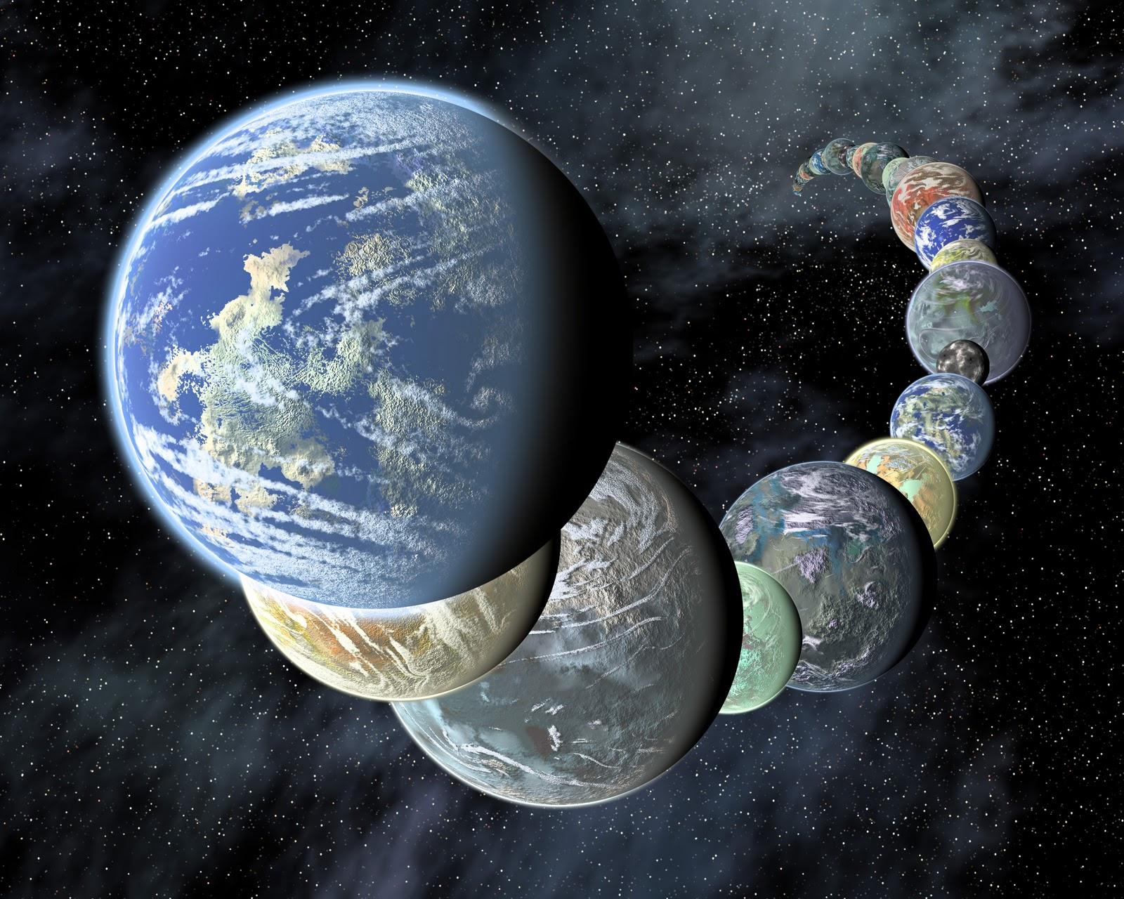 Miliardi di pianeti come la Terra nella nostra galassia