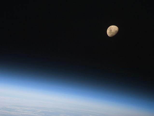 Il passato d'acqua della Luna