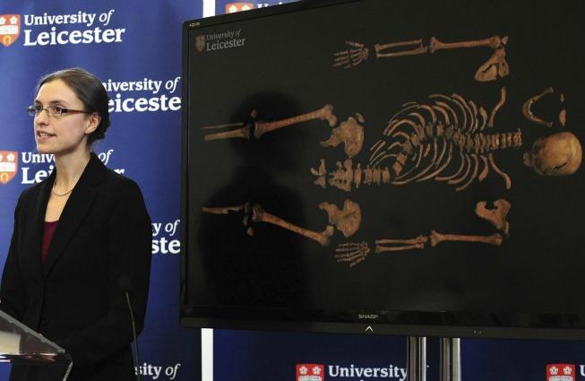 Appartiene al Re Riccardo III lo scheletro ritrovato nel parcheggio