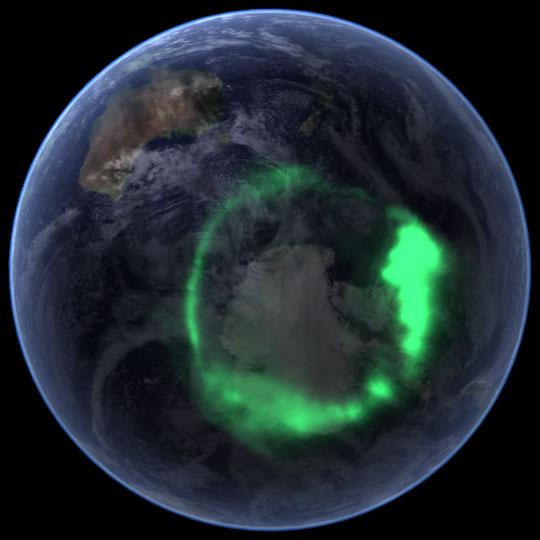La spettacolare aurora boreale del 17 marzo in time-lapse (VIDEO e GALLERY)
