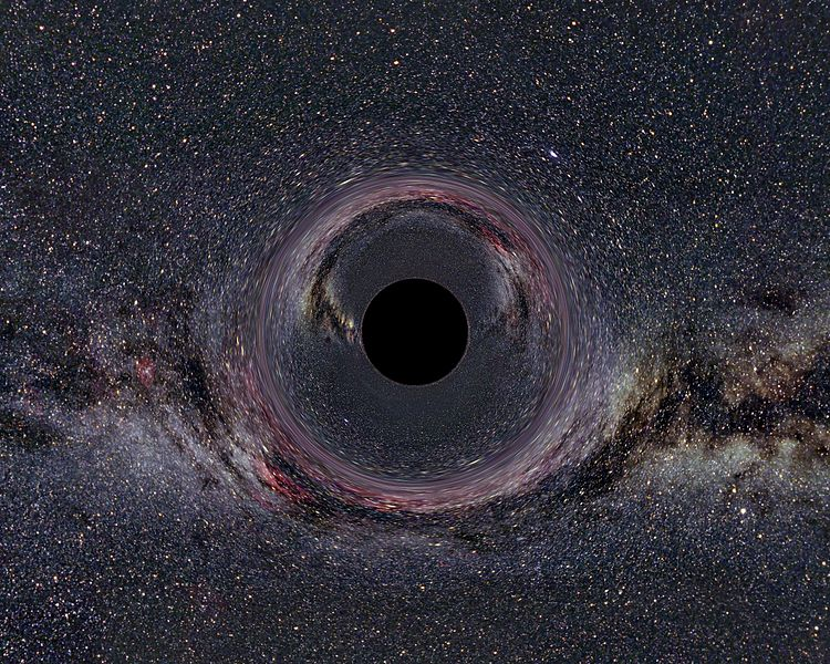 """Hawking: """"I buchi neri non esistono"""""""