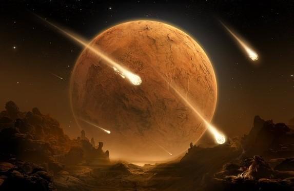 Il bombardamento che travolse il Sistema solare
