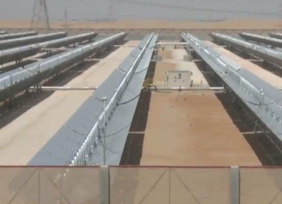 Nasce l'impianto fotovoltaico più grande al mondo: esteso quanto 285 campi di calcio (VIDEO)