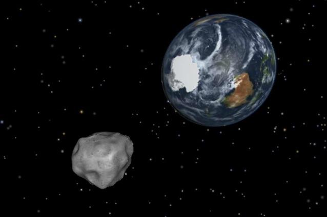Tre asteroidi in arrivo in 24 ore: questa sera il primo