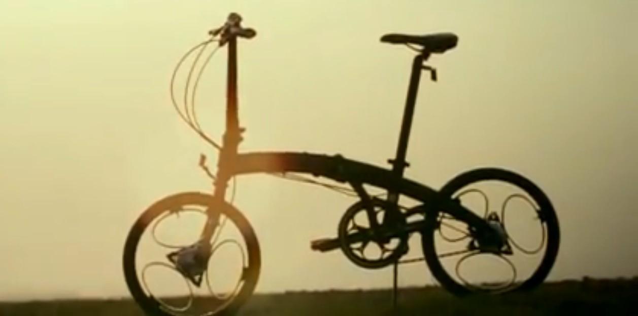Nasce la ruota con l'ammortizzatore interno: via i raggi, ecco la molla (VIDEO)