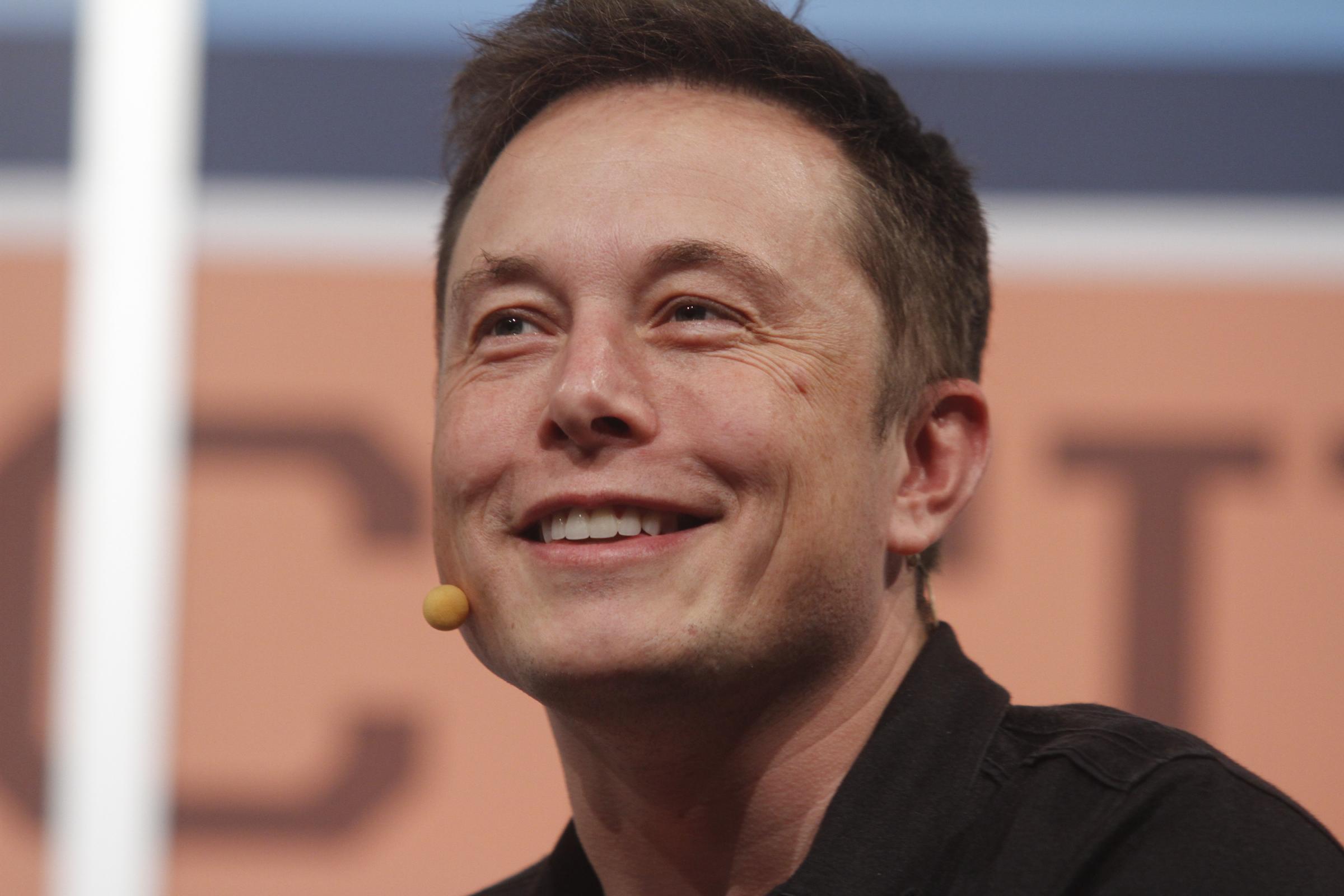 Il super-treno di Elon Musk farà 600 km in mezz'ora