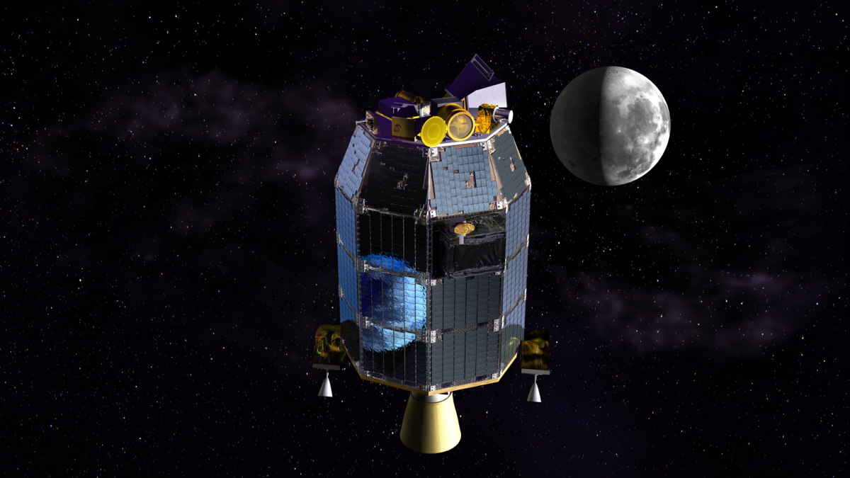 La sonda lunare LADEE pronta alla partenza: domani il decollo (VIDEO)