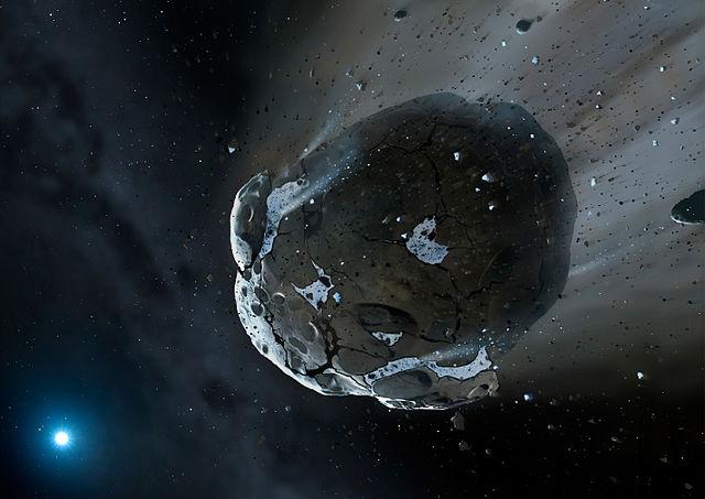 L'asteroide di Capodanno raggiunge stanotte il punto di maggiore vicinanza
