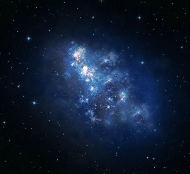 La Galassia più lontana dell'Universo