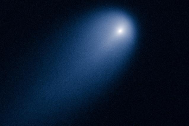 La tempesta solare si abbatte su Ison, la cometa di Natale