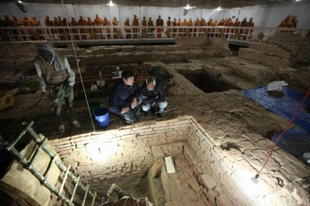 Scoperto il luogo in cui nacque Buddha?