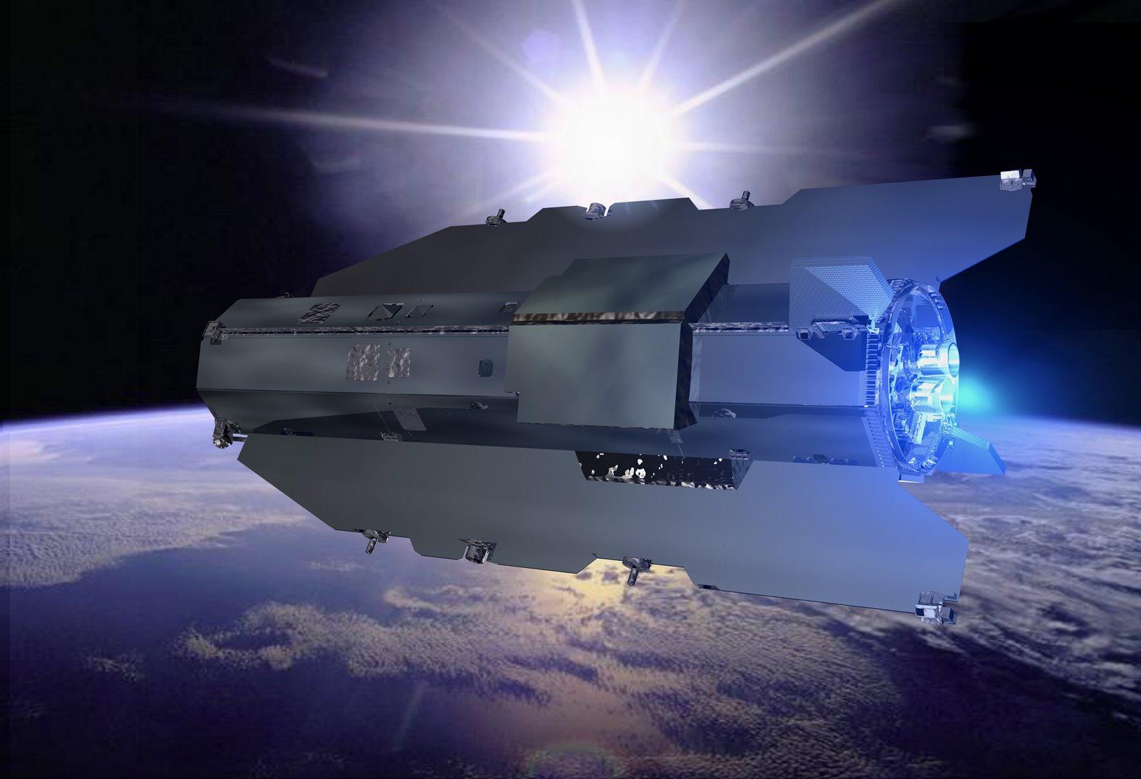 Il satellite che sta per cadere sulla Terra