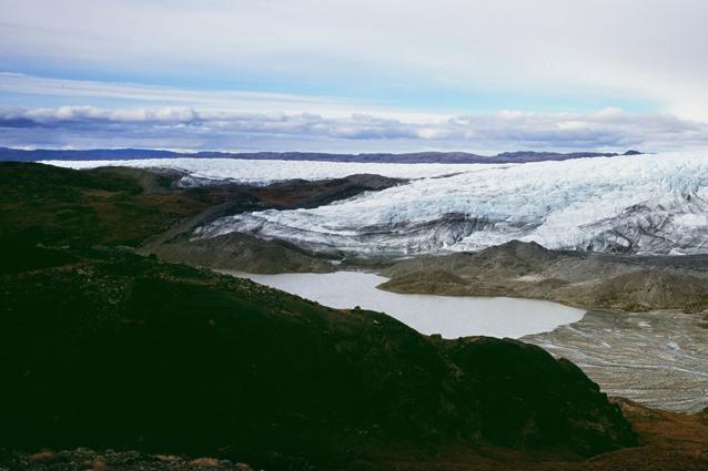 Le mappe per scoprire se lo scioglimento dei ghiacciai sommergerà casa