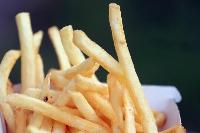 Le patatine fritte migliori si fanno su Giove