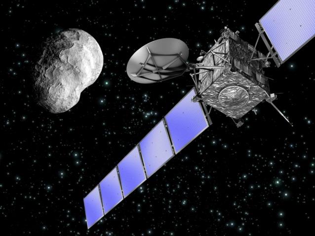 Per Rosetta è quasi l'ora del risveglio