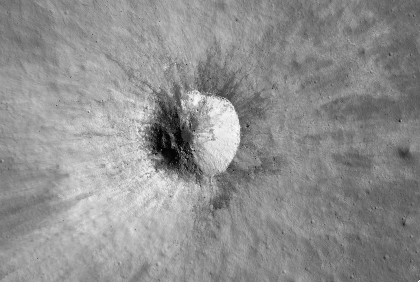 Camminare sulla Luna con un click
