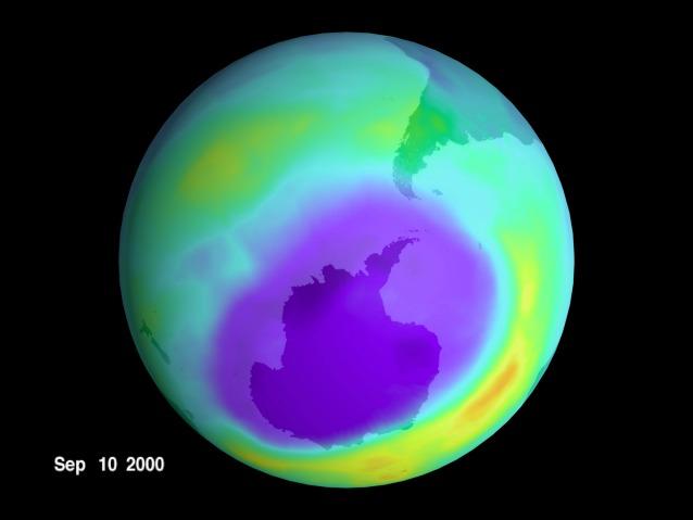 """Ecco chi sono i nuovi """"killer"""" dell'ozono"""