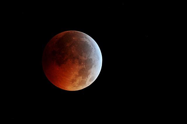 Luna rossa: come, dove e quando osservarla