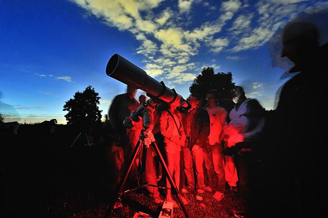 Sciame di stelle cadenti nella notte di venerdì 23 maggio 2014