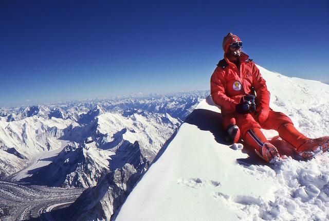 K2, una nuova spedizione svela la reale altezza della montagna