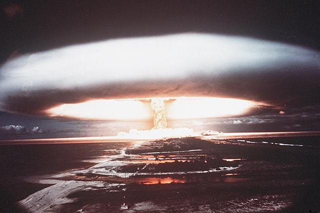 Più potere agli psicopatici: l'ipotesi britannica in caso di attacco atomico