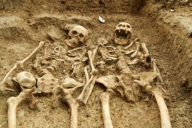 Questa coppia si tiene per mano da 700 anni