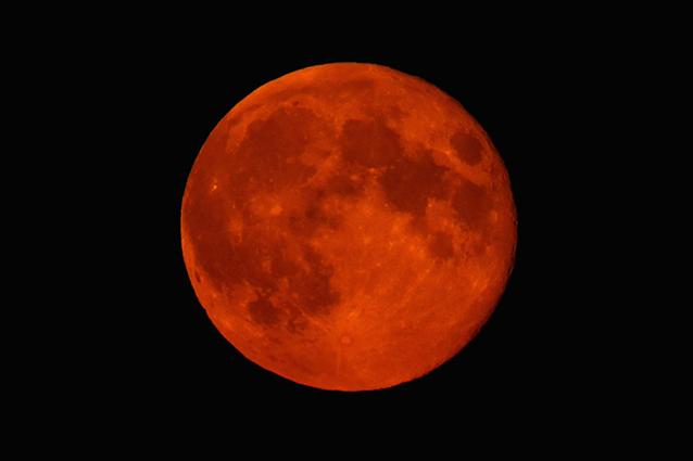 Eclissi di Luna: l'8 ottobre il nostro satellite diventa rosso (VIDEO/FOTO)