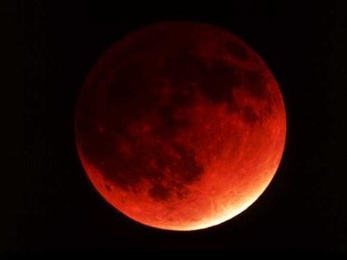 21 dicembre 2010 eclissi lunare