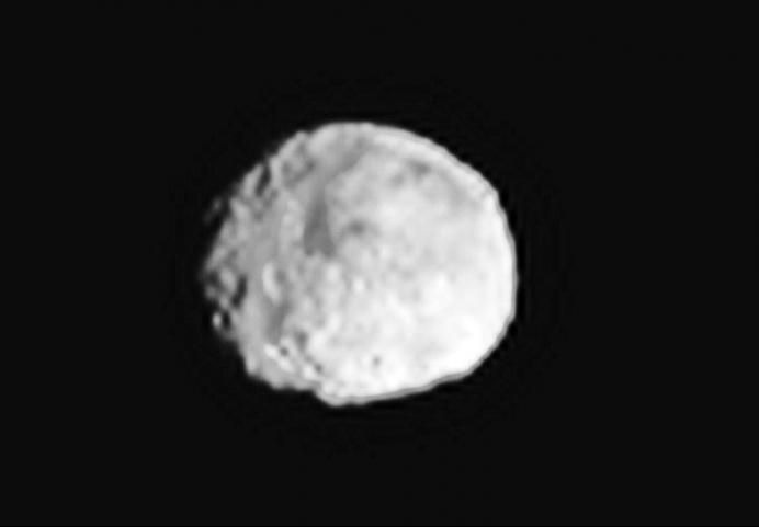 Nuovi studi sull'evoluzione del Sistema Solare grazie alla sonda Dawn