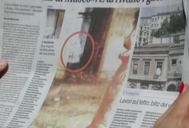 C'è un fantasma al Museo Archeologico di Napoli. Arrivano i ghostbusters