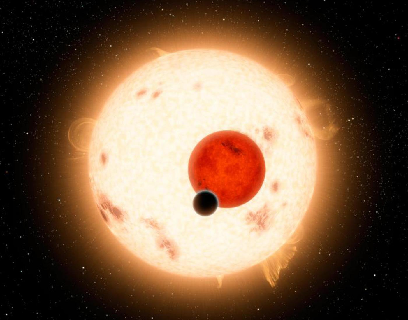 Avvistato il pianeta con due soli