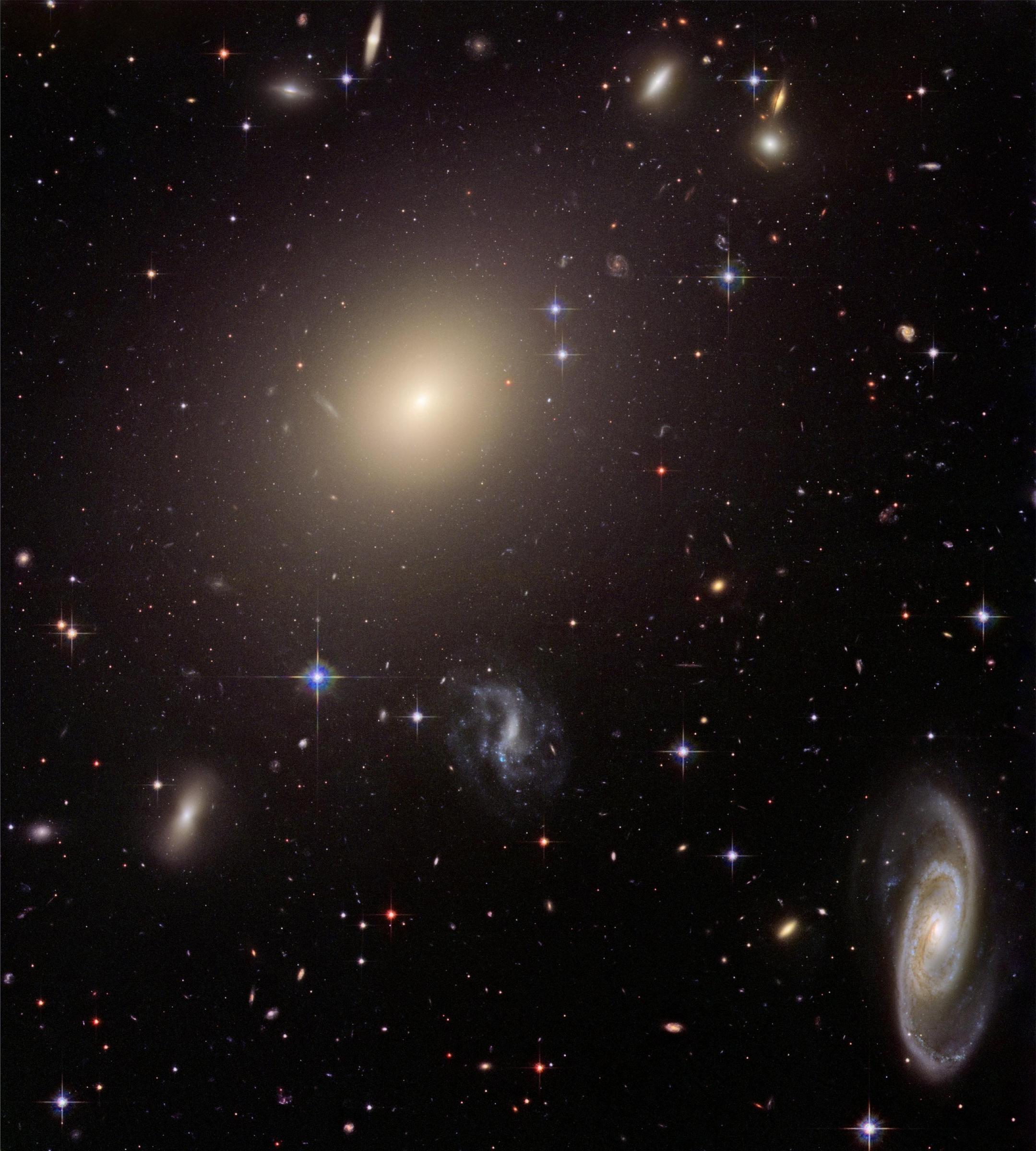 Un'energia oscura sta accelerando l'universo: la scoperta Premio Nobel 2011