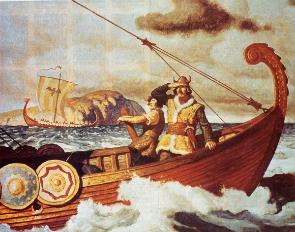 La pietra del sole, così i vichinghi potrebbero essere giunti in America
