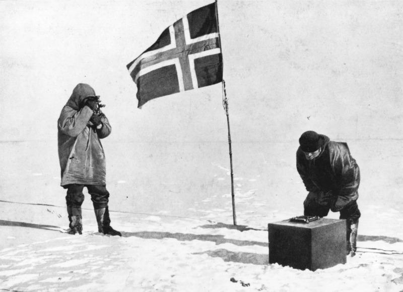 14 dicembre 1911, l'incredibile conquista del Polo Sud