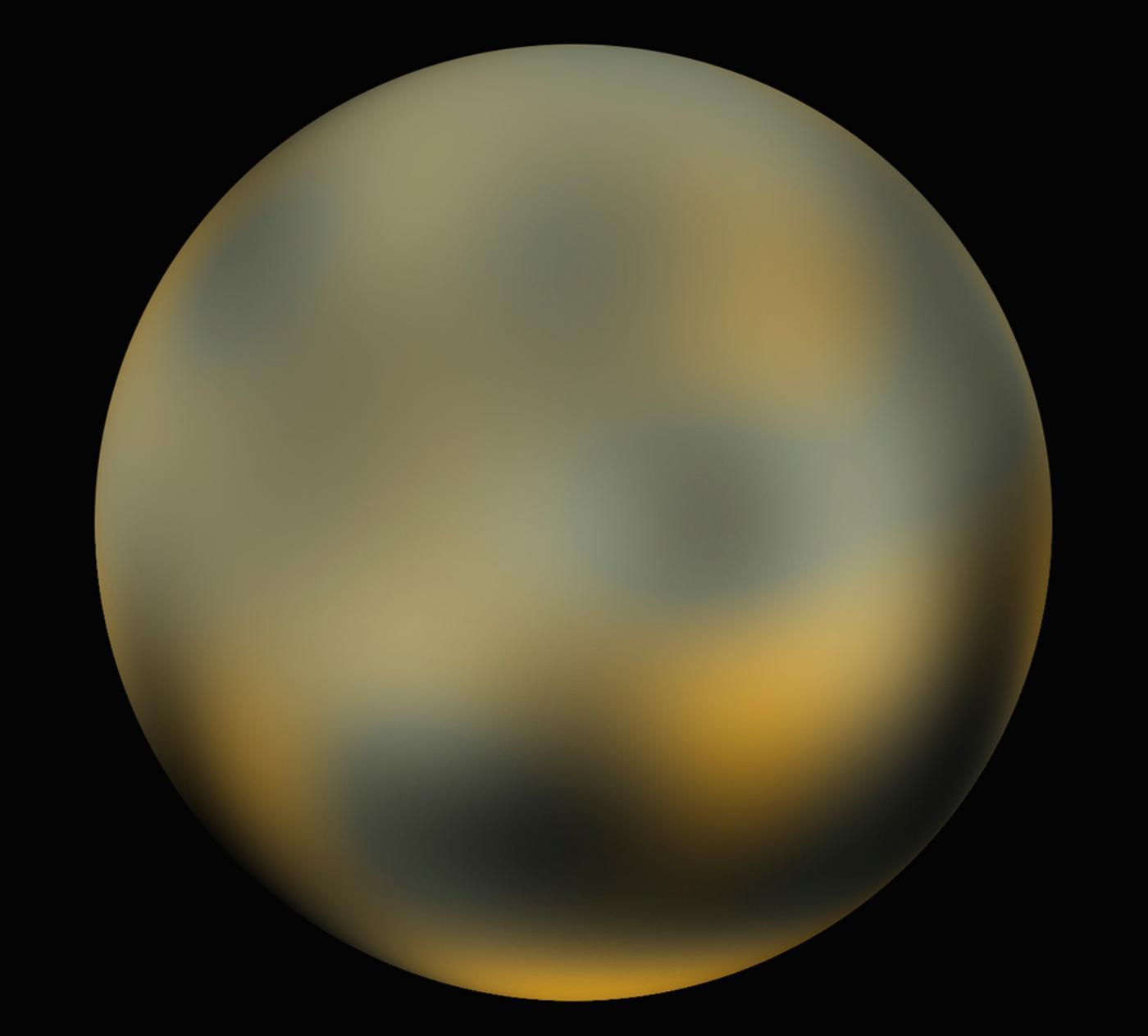 Plutone, il pianeta nano ricco di sorprese