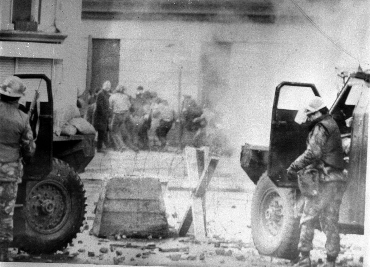 Bloody Sunday, l'innocenza massacrata nelle strade irlandesi